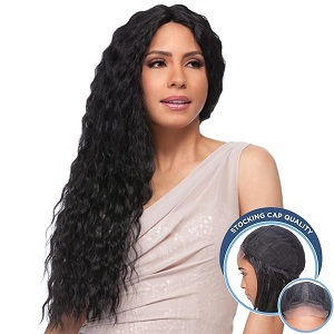 Empress Custom Lace Wig French Wave